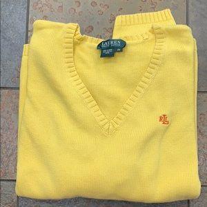 Ralph Lauren Lauren Sweater, 2X EUC